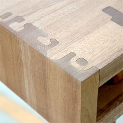 Beautiful and functional wood joinery in Ontwerpduo's Joints.