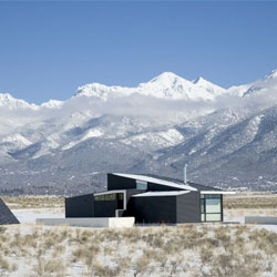 The beautiful Zen Garden House by David Jay Weiner.