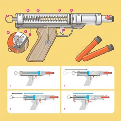 How to build yourself a better Nerf gun.