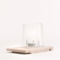 Onoff, a candle holder for Oxygene by elevenfeet.