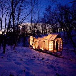 Fragile Shelter in Hokkaido, Japan by Hidemi Nishida.