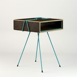 Designer Gaspard Graulich has created this series of furniture recently called 'Les Frères Plo'.