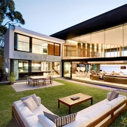 Nettleton 199 in Cape Town, South Africa by Saota and Okha Interiors.