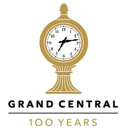 Pentagram's new logo for Grand Central!