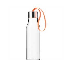 Beautiful BPA-free water bottle from Eva Solo.