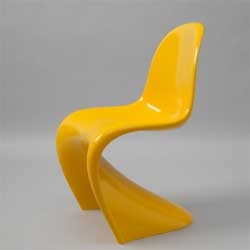 The Bauhaus Archives survey the history of 'Chairs Without Legs', from Panton to Gehry.