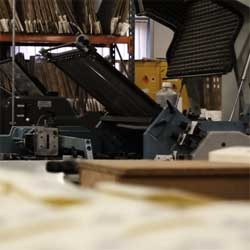 'Birth of a Book', beautiful short film by Glen Milner capturing the creation of a book at Smith-Settle Printers in Leeds, England.