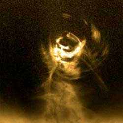 A look at a gigantic Solar Tornado five times the size of Earth.