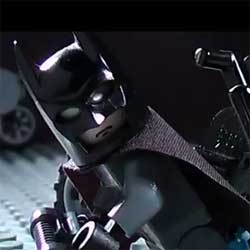 Trailer for The Dark Knight Rises in LEGO by ParanickFilmz.