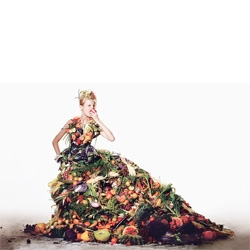 Fantastic fashion slideshow from the NYtimes with playful and funky patterns and prints of fruit.