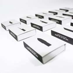 Packaging redesign by Heesang Lee for X-acto Blades.