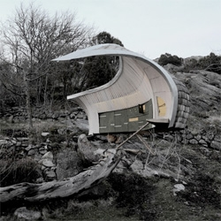 Hönshus-1 by Torsten Ottesjö, a stunning chicken coop!