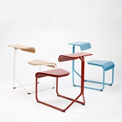 A new approach to the workstation, the Toboggan series from Masamichi Udagawa and Sigi Moeslinger of Antenna.