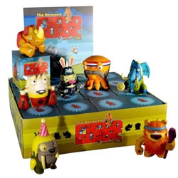 Scribe's Resound Field Guide blind box creatures ~ the rhino is awesome!