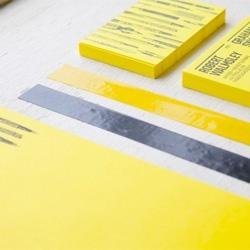 Beautiful stationery set for Teacake Design.