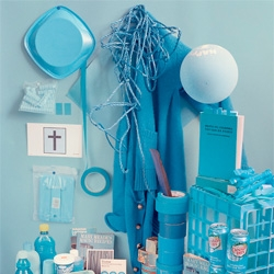 Lovely photos from Sara Cwynar using objects to create still life in beautiful colors. The Accidental Archives series.