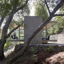 Beautiful Tea Houses in northern California by Swatt Miers.