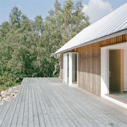 A Swedish Summer House by Mikael Bergquist.
