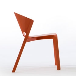 The Pelt Chair by Benjamin Hubert for De La Espada.