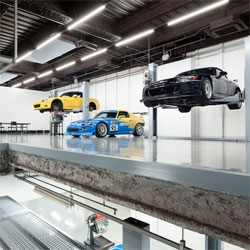 The prettiest auto shop? Speedshop Type One