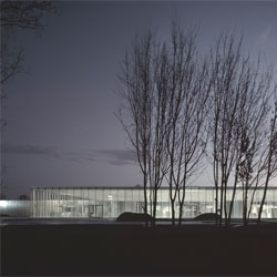 The Louvre Lens, a new outpost of the Musée du Louvre by Japanese architects SANAA and New York studio Imrey Culbert, opens to the public next week in Lens, northern France.