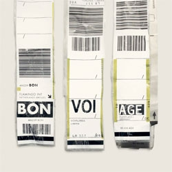 Fun new campaign for Expedia from Ogilvy using airport luggage tags.