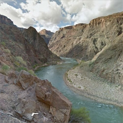 You can now explore the Grand Canyon via Google Maps.