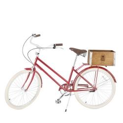 Brooklyn Cruiser x Museum of Modern Art collaborate to create the MOMA bike.