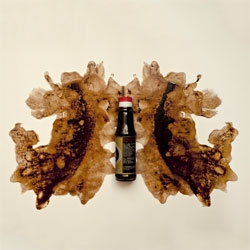 Rorschah series by Esther Lobo offers a unique perspective of foods.