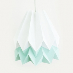 Orikomi Handmade Origami Lighting by blaanc.