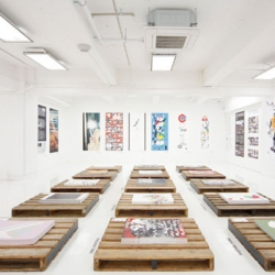 Tokyo Graphic Passport at New York's Cantor Film Center and the +81 gallery space.
