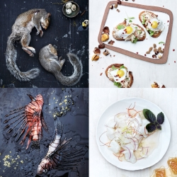 Invasive Species, from invaders to food! Great photo series from Christopher Testani, food stylist Michelle Gatton, and art director Mason Adams.