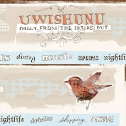 UWISHUNU ~ their name cracks me up, and i'm loving their webdesign