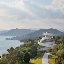 Ribbon Chapel by Hiroshi Nakamura & Nap Co.