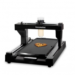 Printable pancakes with the PancakeBot.