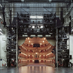 The Fourth Wall by Klaus Frahm, beautiful series of photographs capturing another side to theaters.