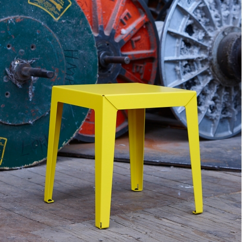 """Lee Walsh's first collection of furniture and homewares debut at London Design Festival last week - """"Form Follows Construction"""""""