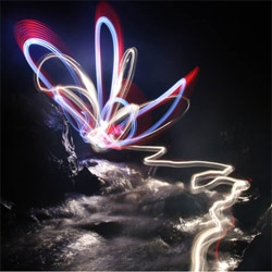 "Lichtfaktor - German ""lightwriting"" collective who create beautiful images in the air"