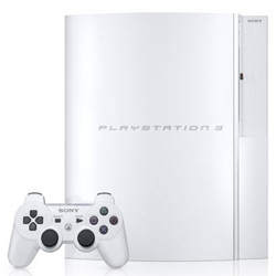 PS3 goes white... like the wii! and xbox...