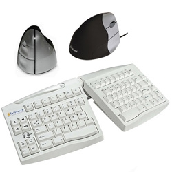 KeyOvation Ergonomic Keyboard and Mouse - will this really fix/save my wrists?