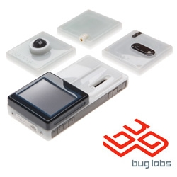 Bug Labs - cute logo ~ cute projects ~ great concept of open source hardware