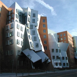 Frank Gehry is being sued by MIT citing leaks in $300m Strata Center... leaking and mold, and it was built in 2004.