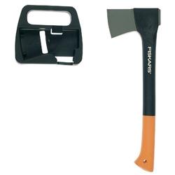 i really love my new axe from Fiskars.. I need more wood!