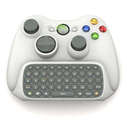 XBOX 360 spring updates - controller gets an add on that looks very sidekick ~ background downloads, etc ~ fascinating to watch the merging of tv/console/pc/communication device...