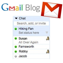 Oooh AIM is now available in your Gmail