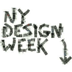 NY Design Week - Core77 has their roundup live... i'm still trying to figure out which ones not to miss, and what else isn't on that list... suggestions?