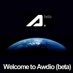 Awdio beta ~ streams you live music from trendy hot spots across the globe ~ stores/clubs/etc... here's an invite code to try it now... kinda fun to listen to while working.