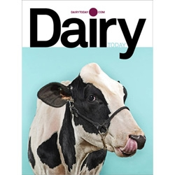 Great post and video at the Pentagram blog about their latest redesign of Dairy Today magazine... its incredible what a glam portrait cow covermodel each month can do.