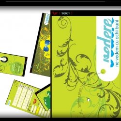amazingly interactive portfolio of a romanian advertising and design company - Etcetera