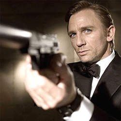 Really? Quantum of Solace? That's really the new bond film title? ugh.